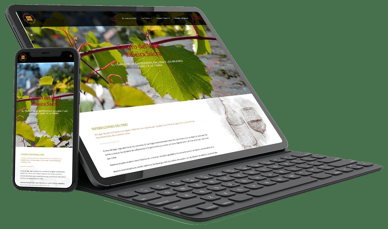 Web design and development and Prestashop online stores
