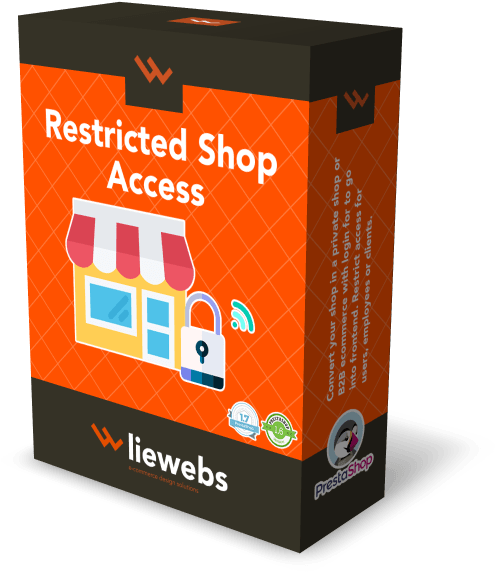 Restricted Shop Access