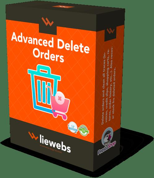 Advanced Delete Orders